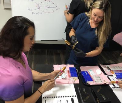 Hyaluron Pen Training