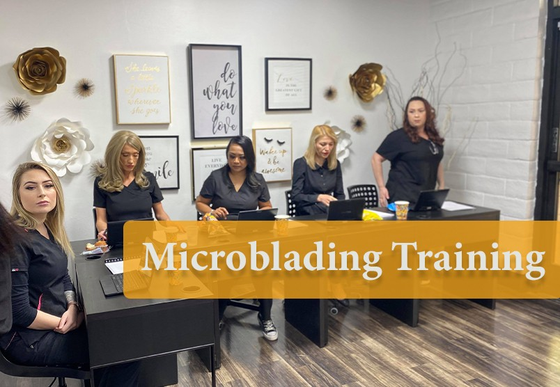 Microblading Training Near Me
